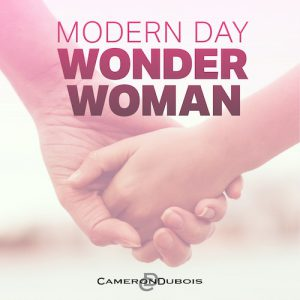 """Country Rocker Cameron DuBois Returns To Muscle Shoals, Cuts Soulful Tribute """"Modern Day Wonder Woman"""" For Single Mothers Everywhere"""