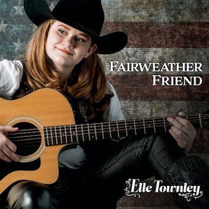 """Country Singer-Songwriter Elle Townley Reflects On Value Of Friendships In Sophomore Single """"Fairweather Friend"""""""