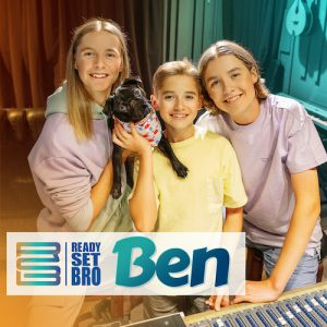 """Canadian Teen Pop-Rockers Ready Set Bro Charm With Soulful Tribute To Dogs Everywhere On """"Ben"""""""